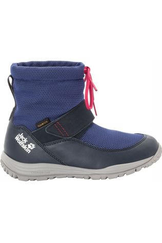 Jack Wolfskin Winter Boot Kiwi Wt Texapore royal blue