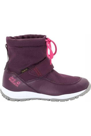 Jack Wolfskin Winter Boot Kiwi Wt Texapore mid purple
