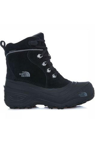 The North Face Winterschoen Chilkat Lace 2 Zwart/Donkergrijs