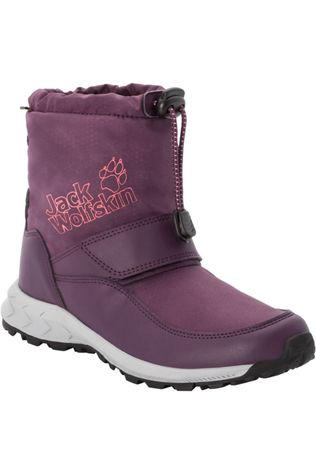 Jack Wolfskin Winter Boot Woodland Texapore Wt Mid Vc purple