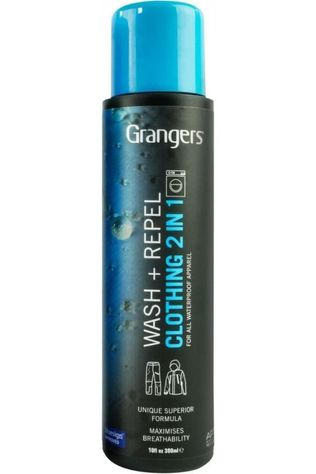 Grangers Entretien 2 in 1 Wash & Repel 300Ml Pas de couleur / Transparent