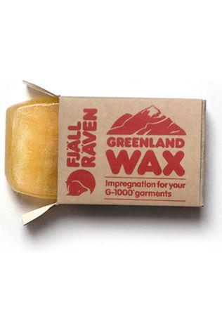 Fjällräven Maintenance Geenland Wax 100G No colour / Transparent