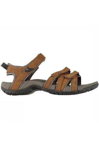 Teva Sandale Tirra Leather Brun moyen
