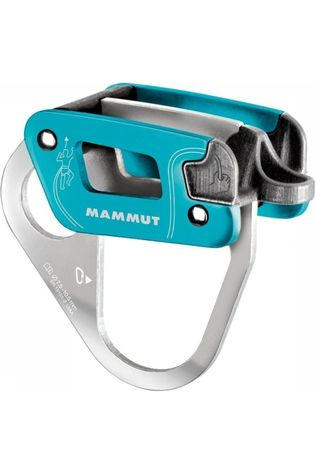 Mammut Equipement D'Escalade Bionic Alpine Belay Turquoise/Argent