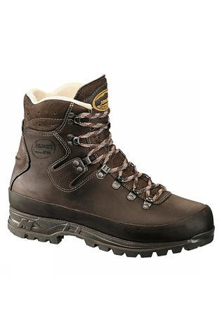 Meindl Shoe Engadin MFS dark brown