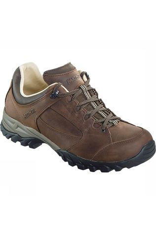 Meindl Shoe Lugano dark brown