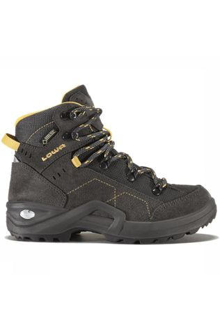 Lowa Shoe Kody III Gore-Tex Mid Junior mid grey/yellow