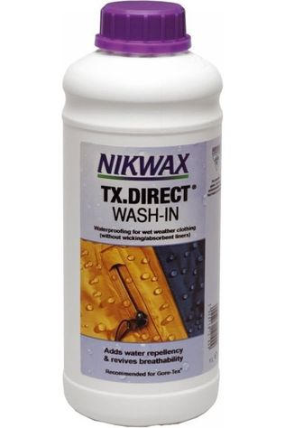 Nikwax Entretien Tx Direct Proof 1000 ML Pas de couleur / Transparent