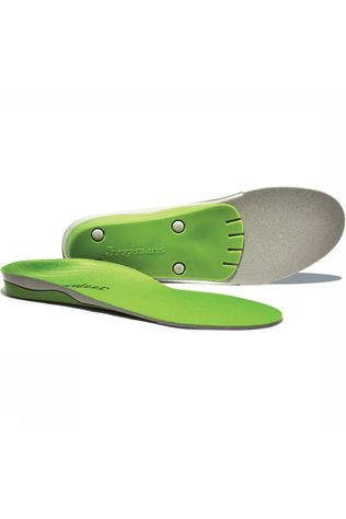 Superfeet Inlegzool Active Green II Middengroen