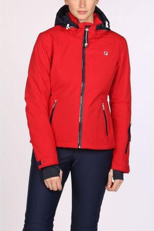 Fila Coat Samar Ski Red/Navy Blue