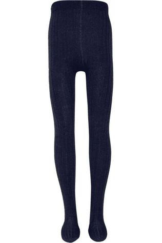 Ewers Tights Rib Panties dark blue