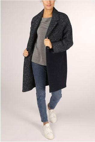 Esprit Coat 099Ee1G009 Navy Blue