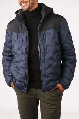 Camel Active Coat 4308404E07 dark blue