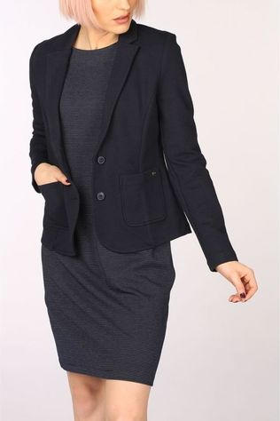 Tom Tailor Blazer 1017124 Marineblauw