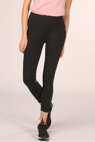 Esprit Legging Tight Edry Mesh Insert Zwart