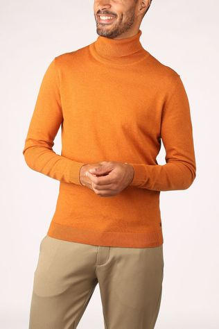 Tom Tailor Pullover 1021444 dark yellow