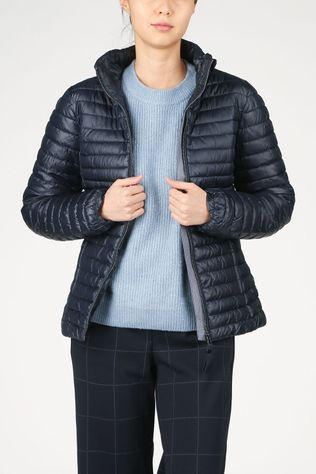 Tom Tailor Manteau 1024131 Bleu Marin