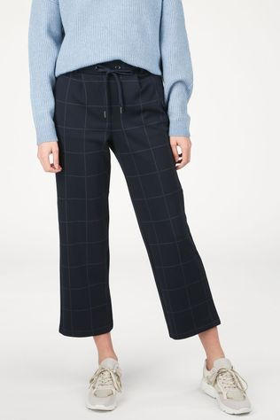 Tom Tailor Trousers 1024054 Navy Blue
