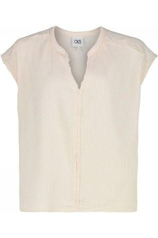 CKS Women Shirt Lolaa off white