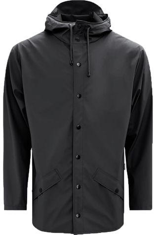 Rains Coat Unisex W black
