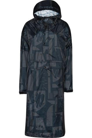 Rainkiss Manteau Back To Black Art Camo Poncho Noir/Ass. Camouflage