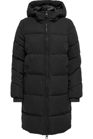 Only Manteau  Sienna Long Puffer Noir