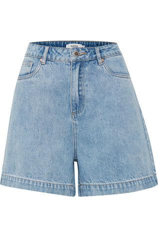 B.Young Short Bykato Bykolby Middenblauw/Denim / Jeans