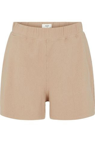 Object Short dia Hw Sweat Shorts 115 Kameelbruin