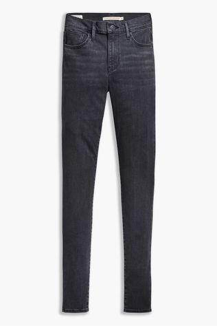 Levi's Jeans 720  High Rise Super Skinny Black/Denim / Jeans