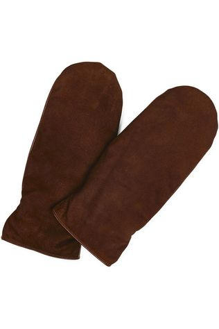 Markberg Mitten Alley Suede Camel Brown