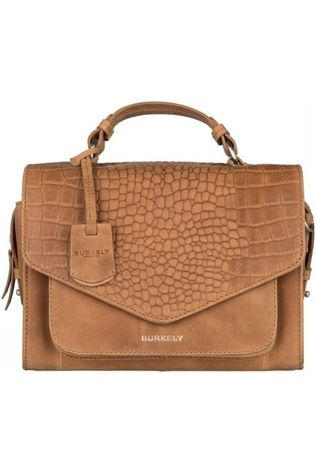 Burkely Bag Croco Cody camel