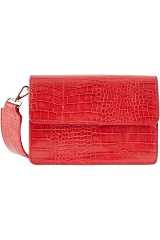 Pieces Bag Pcjally Cross Body mid red