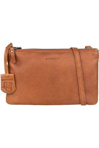 Burkely Bag Just Jackie Crossover L Camel Brown