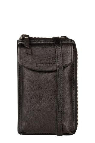 Burkely Sac Just Jackie Phone Wallet Noir
