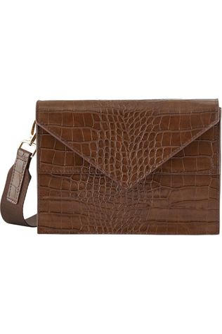 Pieces Bag symfonie Cross Body mid brown