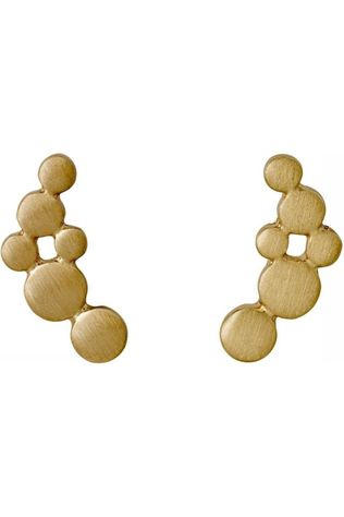 Pilgrim Boucle D'Oreille Leah Gold Plated Or