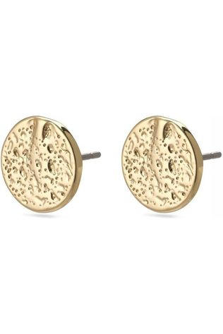 Pilgrim Boucle D'Oreille Frigg Gold Plated Or