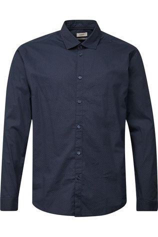 Esprit Shirt 120Ee2F305 Dark Blue/Ass. Geometric