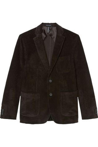 Marc O'Polo Blazer 029023280076 dark brown