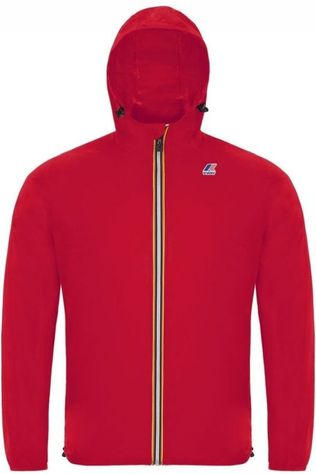 K-Way Manteau Le Vrai 3,0 Claude Rouge Moyen