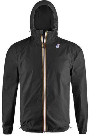 K-Way Manteau Le Vrai 3,0 Claude Noir
