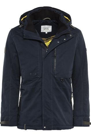 Camel Active Coat 4202004E74 dark blue