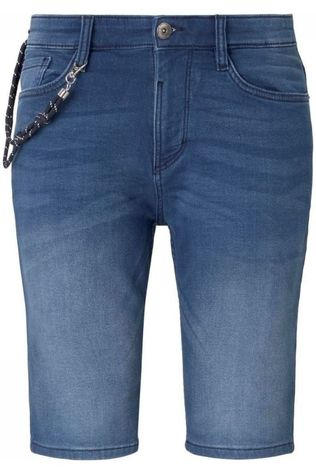 Tom Tailor Short 1016041 Bleu Moyen