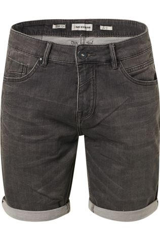 No Excess Short Middengrijs/Denim / Jeans