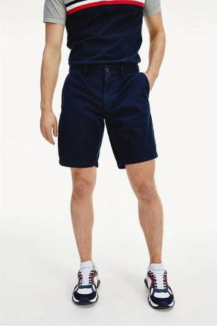 Tommy Hilfiger Short Brooklyn Str Flex Bleu Foncé