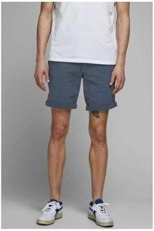 Jack & Jones Short Jjikenzo Chino Short Bleu De Jeans