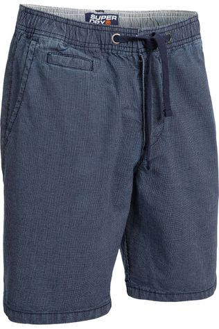Superdry Shorts Sunscorched Chino dark blue/white