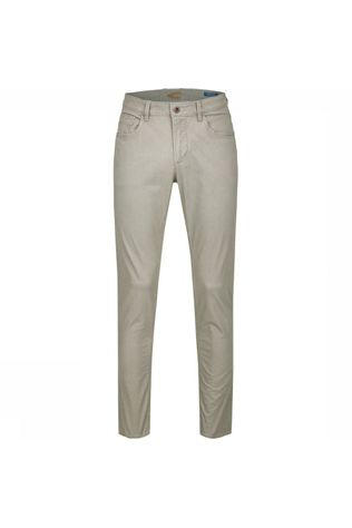 Camel Active Broek 5-Pocket Houston Zandbruin