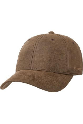 Stetson Pet  Baseball Cap Co-Pe Kameelbruin