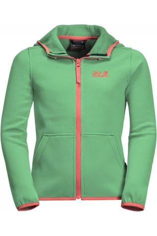 Jack Wolfskin Fleece Kiewa light green
